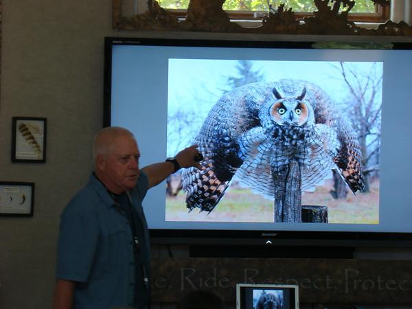 Barn Owl Box - Workshop - Dec 2012