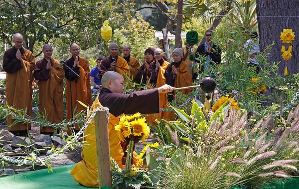 Deer Park - Buddha's Birthday - May 2012