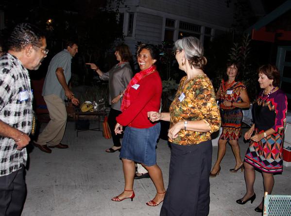 Pamela - campaign & salsa party