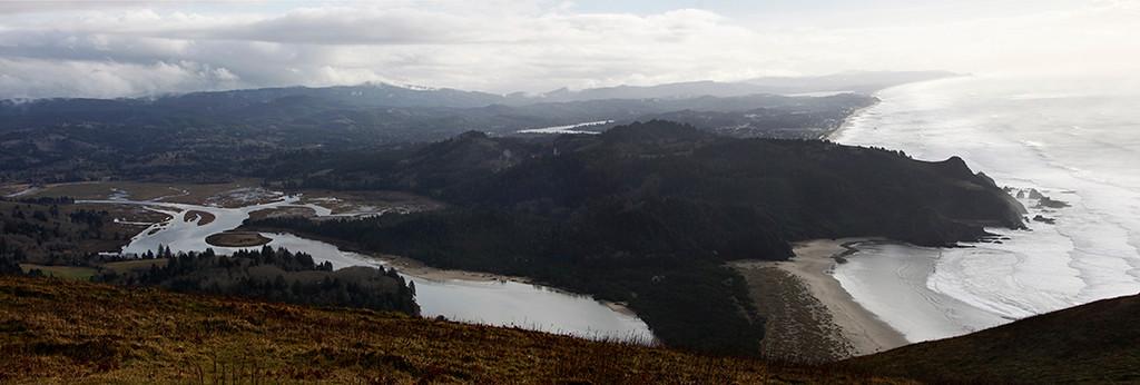 Oregon - Cascade Head - Dec 2014