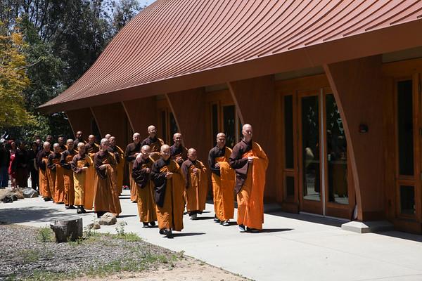 Vesak - Buddha's birthday - at Deer Park - 2015